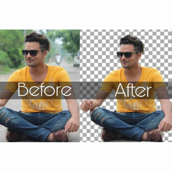 Remove Complex Backgrounds from Images